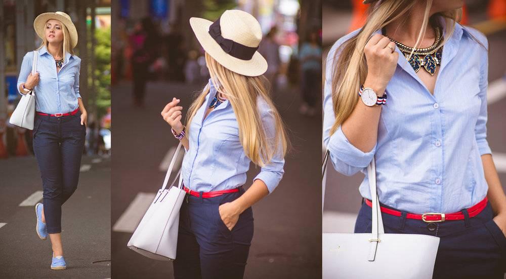 fbb090cbff6 Уличная мода  Интервью с модным блоггером Ольгой Цой