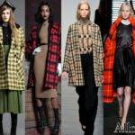 Модные женские пальто весны 2017 года