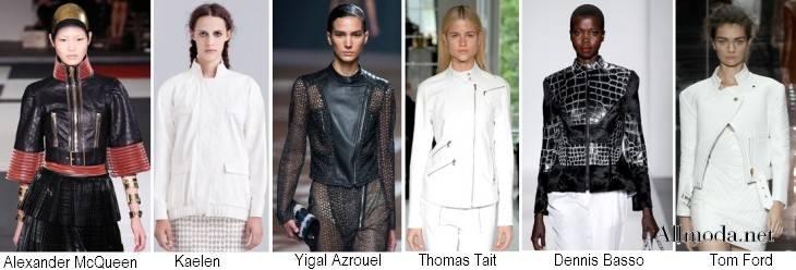 Куртки с воротником стойкой фото весенних моделей 2017 года