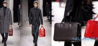 Модные мужские сумки осень-зима 2017