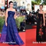 Звездные платья Венецианского кинофестиваля 2017