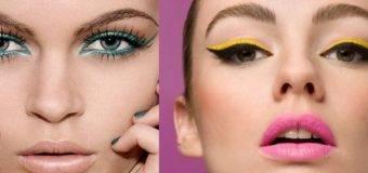 Самый модный макияж глаз осень 2017 – зима 2017
