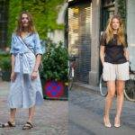 Street Style на Скандинавской неделе моды 2017
