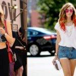 Street style на Неделе моды в Нью-Йорке