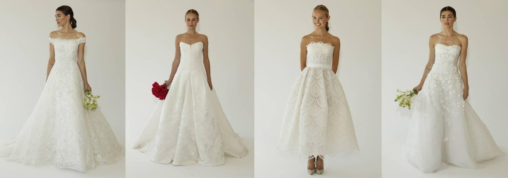 Стильное свадебное платье своими руками 35