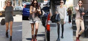 6 способов одеться как модель