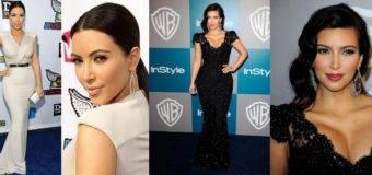 Лучшие платья Ким Кардашьян