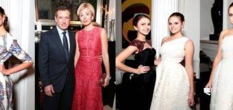 Tatler 2017 : платья гостей