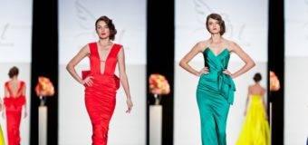 Mercedes-Benz Fashion Week Russia: показ Марии Голубевой весна-лето 2017