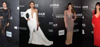 Лучшие платья: обзор amfAR Inspiration Gala 2017
