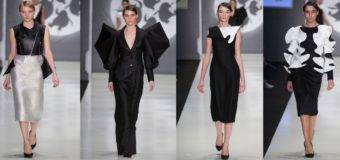 Российские дизайнеры: Даша Гаузер на Mercedes-Benz Fashion Week Russia