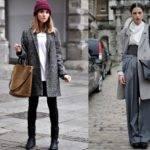 Серый цвет в одежде: с чем комбинировать?