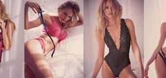 Что одеть на 14 февраля, или праздничная коллекция Victoria's Secret
