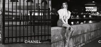 Жизель Бундхен в рекламе Шанель весна-лето 2017