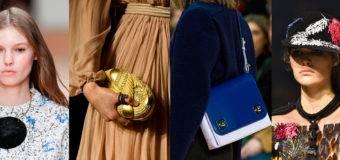 Аксессуары, сумки, обувь осень/зима 2017: Неделя моды в Париже
