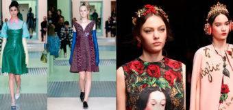 Тренды с Недели моды в Милане осень-зима 2017