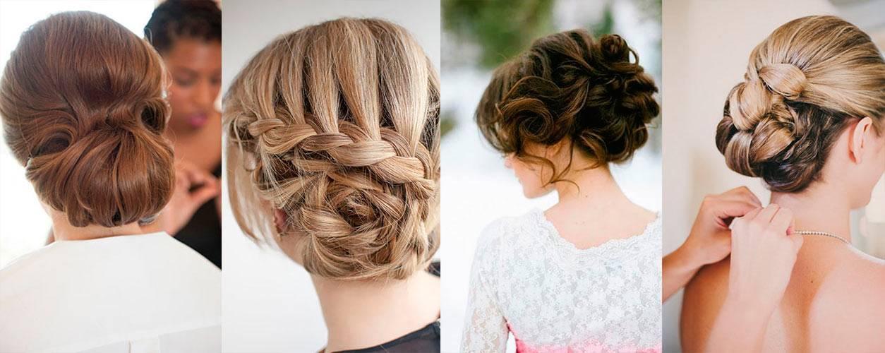Свадебные прически с челкой волосы по плечи