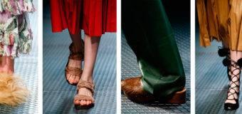 Самая модная обувь зима 2017