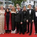 Знаменитости: Церемония закрытия Каннского кинофестиваля 2016