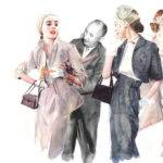 Знаменитости: Модный иллюстратор Berto Martinez