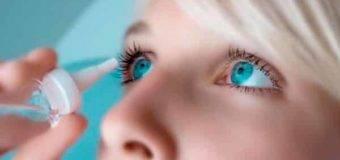 Глазные капли от покраснения и раздражения