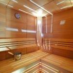 100 лучших идей: отделка бани внутри на фото